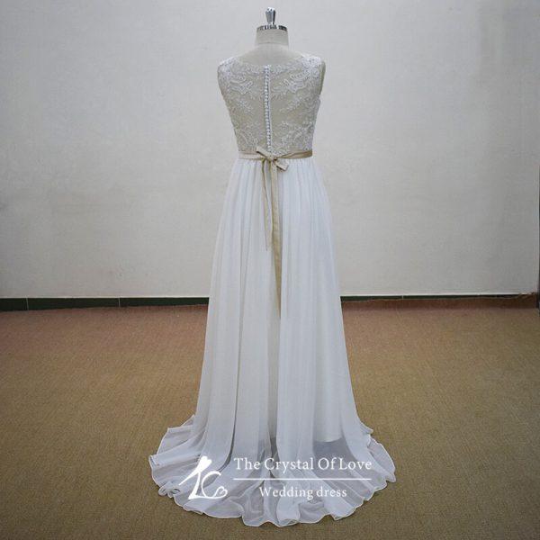 a-line-chiffon-wedding-dress
