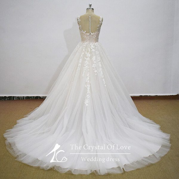 blush-a-line-wedding-dress