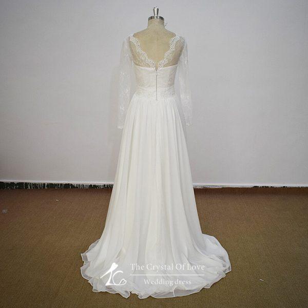 boho-beach-wedding-dress