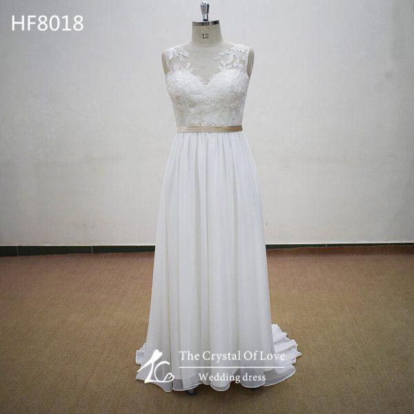 chiffon-dresses-for-weddings