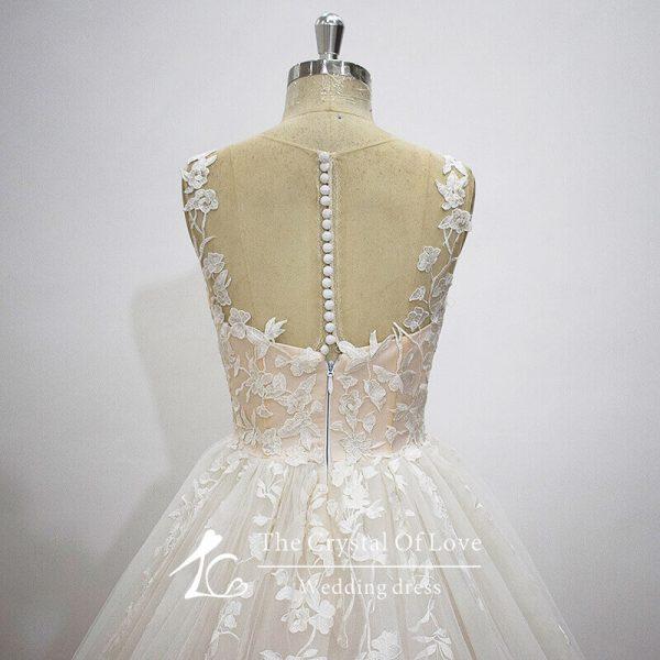 simple-blush-wedding-dress