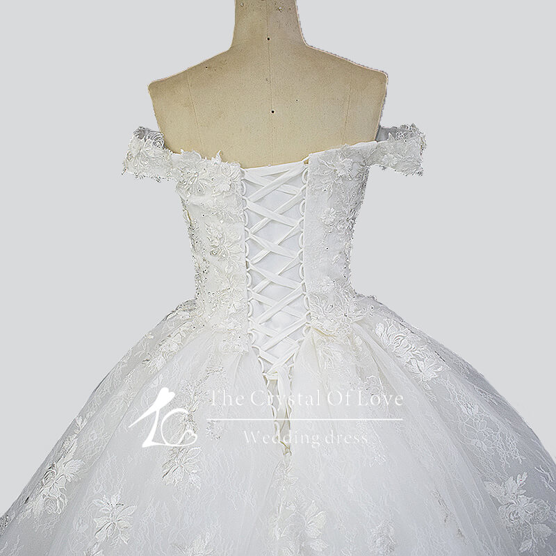 Lace Ball Gown Wedding Dress Wholesale Bridal Gowns |