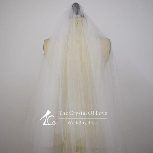 ivory-wedding-veils