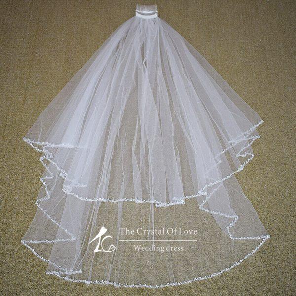beaded-wedding-veils-ivory